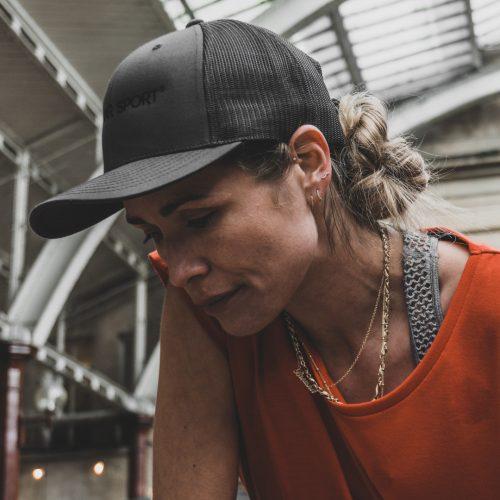 Rockstar Trucker Cap